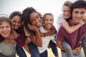 teens in transitional living